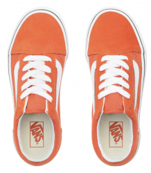 VANS Old Skool Kids VANS Old Skool Kids orange