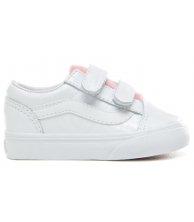 VANS Old Skool V Toddlers WHITE GIRAFFE VANS Old Skool V Toddlers WHITE GIRAFFE