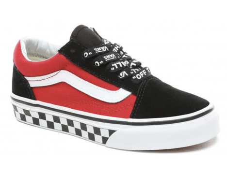 VANS Old Skool Kids LOGO POP