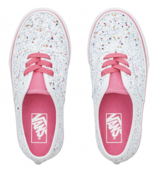 VANS Authentic Kids GLITTER STARS VANS Authentic Kids GLITTER STARS