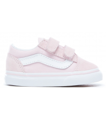 VANS Old Skool V Toddlers VANS Old Skool V Toddlers PINK