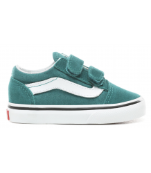 VANS Old Skool V Toddlers VANS Old Skool V Toddlers green