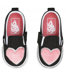 VANS Slip-on Toddlers FUR HEART VANS Slip-on Toddlers FUR HEART