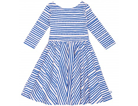 Noé & Zoë Ballerina Dress STRIPES