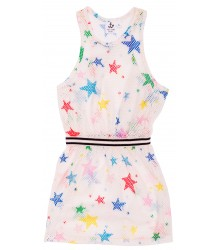 Noé & Zoë Net Dress MULTI KULTI STARS Noe & Zoe Net Dress MULTI KULTI STARS