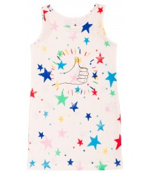 Noé & Zoë Tank Dress MULTI KULTI STARS Noe & Zoe Tank Dress MULTI KULTI STARS