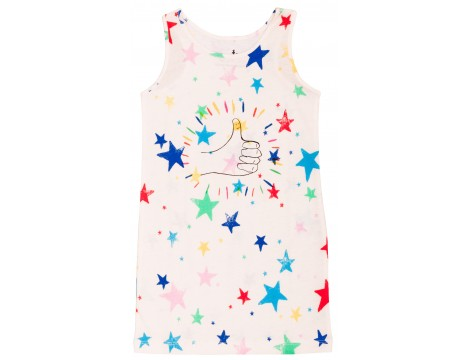 Noé & Zoë Tank Dress MULTI KULTI STARS
