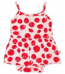 Noé & Zoë Tank Body w/Skirt DOTS Noe & Zoe Tank Body w/Skirt DOTS