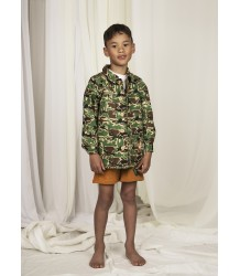 Mini Rodini Safari Jacket - LIMITED EDITION Mini Rodini Safari Jacket