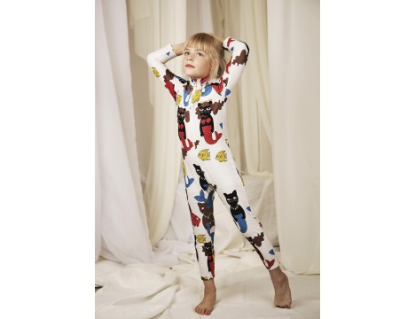 Mini Rodini CAT MERMAID UV Suit