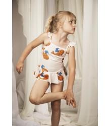 Mini Rodini WHALE Skirt Swimsuit Mini Rodini WHALE Skirt Swimsuit
