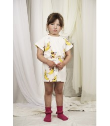 Mini Rodini BANANA aop Dress Mini Rodini BANANA aop Dress
