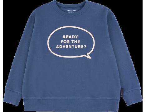 Tiny Cottons Sweatshirt ADVENTURE