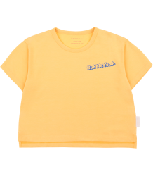 Tiny Cottons SS Tee Crop Tee BUBBLE YEAH Tiny Cottons SS Tee Crop Tee BUBBLE YEAH