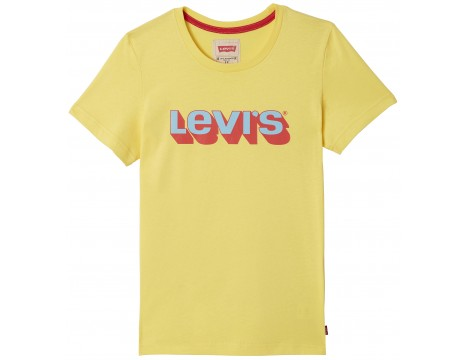 Levi's Kids SS Tee Pop LEVI'S Habanero