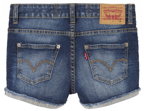 Levi's Kids Girls Short Moldu