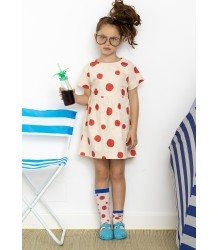 Nadadelazos Dress SS FLAMENCO DOTS Nadadelazos Dress SS FLAMENCO DOTS