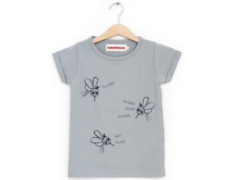 Nadadelazos T-shirt SS MOSQUITOS BZZ
