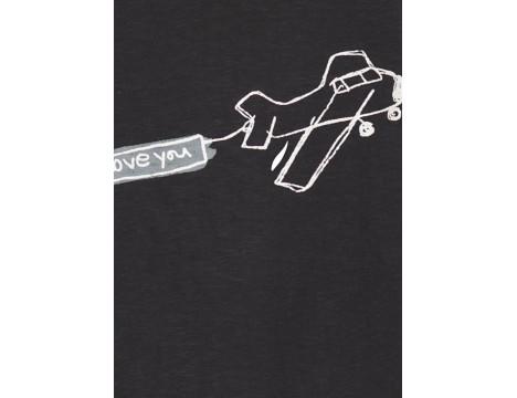 Nadadelazos T-shirt SS AIRPLANE