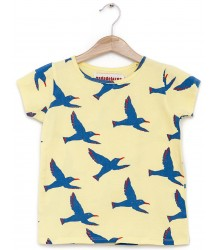 Nadadelazos T-shirt SS FLYING SEAGULLS Nadadelazos T-shirt SS FLYING SEAGULLS