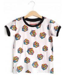 Nadadelazos T-shirt SS RUBIK CUBES Nadadelazos T-shirt SS RUBIK CUBES