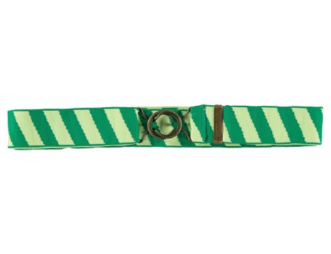 The Animals Observatory Belt - Beige and Green