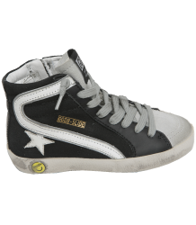 Golden Goose Slide Black Golden Goose Deluxe Brand Slide Black