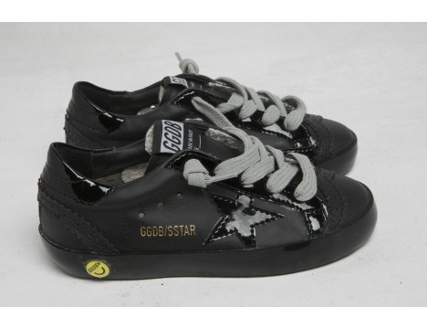 Golden Goose Superstar BLACK TUXEDO - LIMITED EDITION
