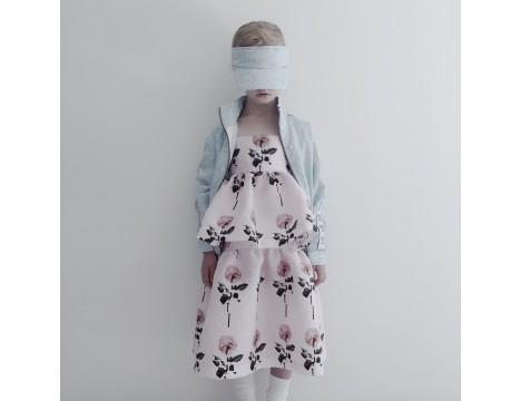 Caroline Bosmans Flowered Sunvisor