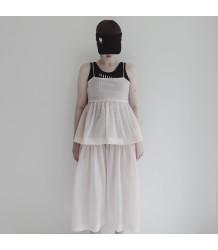 Caroline Bosmans ( )HELL Sunvisor Caroline Bosmans Mast Cell Dress EGG-SHELL