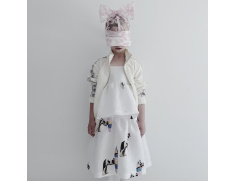 Caroline Bosmans Poppy Immunology Dress HORSE