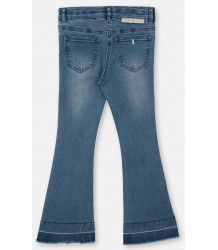 Stella McCartney Kids Skinny Jeans Long Denim Flared Stella McCartney Kids Skinny Jeans Long Denim Flared
