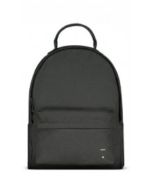 Backpack Gray Label Backpack nearly black