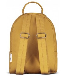 Backpack Gray Label Backpack mustard