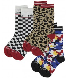 Yporqué ALL OVER Socks (pack of 3) Yporque FANTASY Socks (pack of 3)