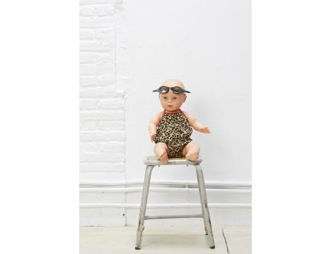 Yporqué LEOPARD Baby Romper