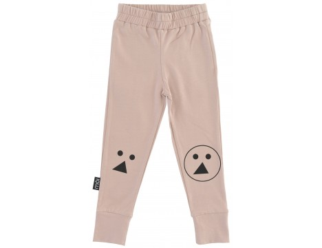 Mói Leggings PINK FACE