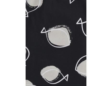 Mói Dress BLACK FISH