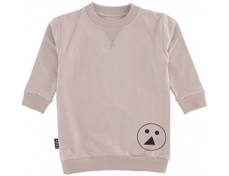 Mói OV Sweater Long FACE