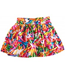 Romey Loves Lulu Skirt RAINBOW SPRINKLES Romey Loves Lulu Skirt RAINBOW SPRINKLES