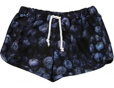 Romey Loves Lulu Swim Trunks BLUEBERRIES