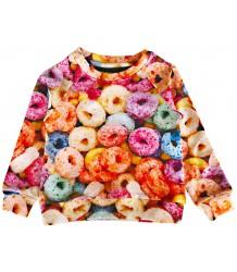 Romey Loves Lulu Sweater FRUIT CEREAL Romey Loves Lulu Sweater FRUIT CEREAL