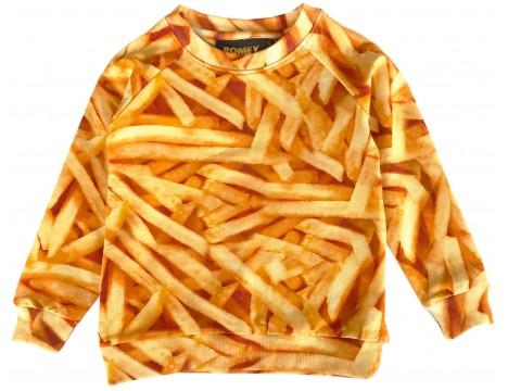 Romey Loves Lulu Sweater FRIES