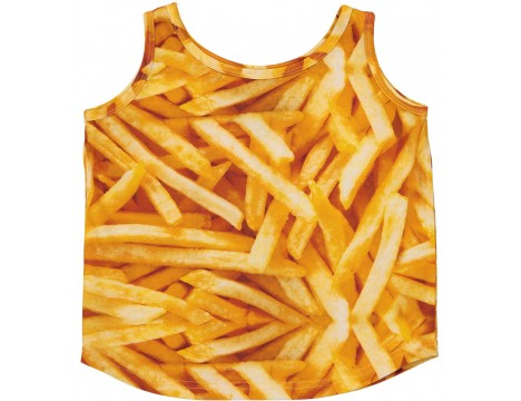 Romey Loves Lulu Tank Top FRIES