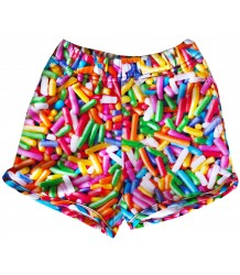 Romey Loves Lulu Shorts RAINBOW SPRINKLES Romey Loves Lulu Shorts RAINBOW SPRINKLES