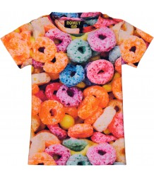 Romey Loves Lulu T-shirt FRUIT CEREAL Romey Loves Lulu T-shirt FRUIT CEREAL