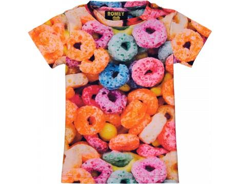 Romey Loves Lulu T-shirt FRUIT CEREAL