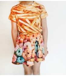 Romey Loves Lulu T-shirt FRIES Romey Loves Lulu T-shirt FRIES