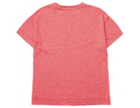 Barn of Monkeys Printed SS T-shirt CHAIR