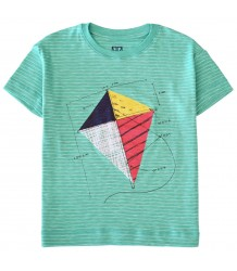 Barn of Monkeys Printed SS T-shirt KITE Barn of Monkeys Printed SS T-shirt KITE
